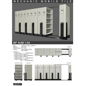 Mobile File Mekanik Alba MF AUM 1-04