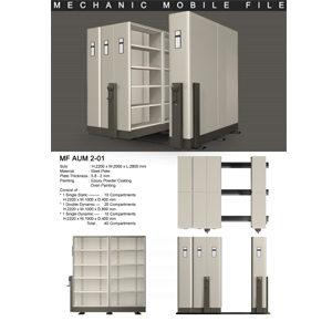 Mobile File Mekanik Alba MF 2-01