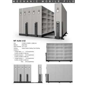Mobile File Alba Mekanik MF AUM 3-02